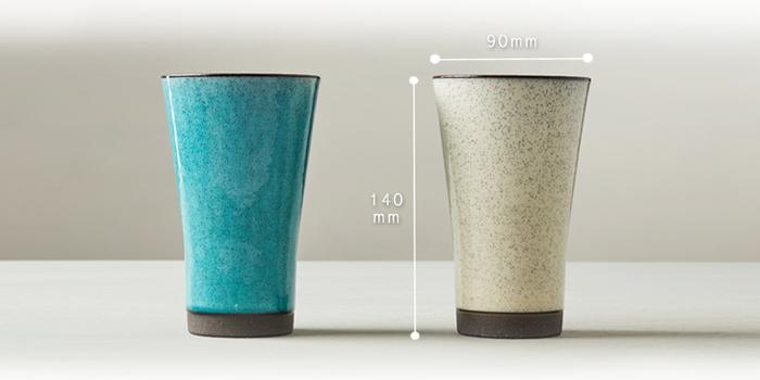 (複製)日本美濃燒|清風時雨咖啡杯組 (2件式)