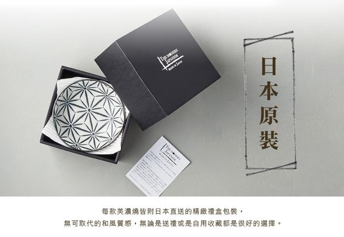 (複製)日本美濃燒|小紋碗碟組 (4件式)