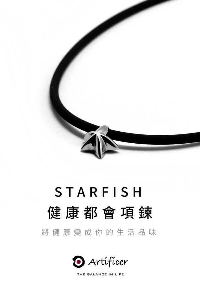 Artificer │STARFISH 海星項圈