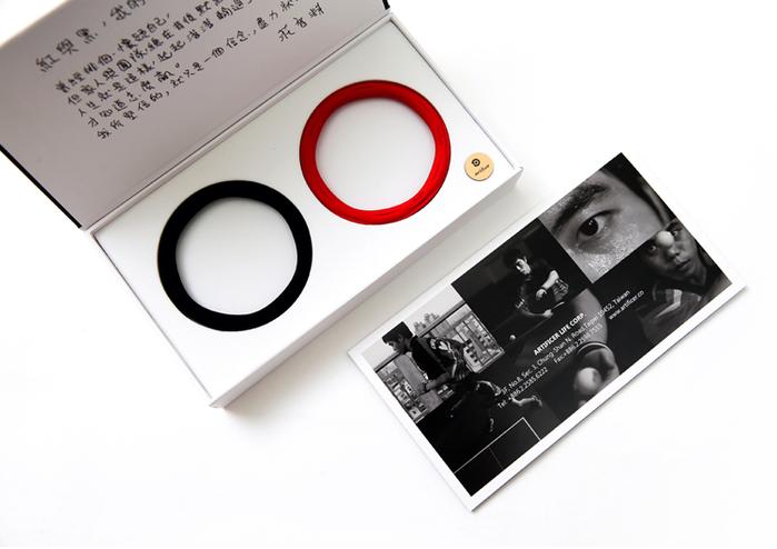 【Artificer】 節奏手環 - 運動家系列(莊智淵珍藏版)