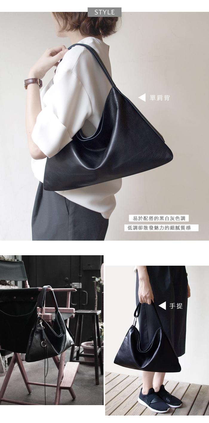 (複製)HANDOS|New Pimm's 輕便牛皮休閒肩背包 - 奶茶