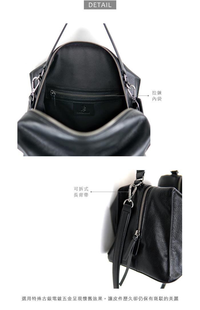 (複製)DTB|Rectangular 兩用方形水桶背包