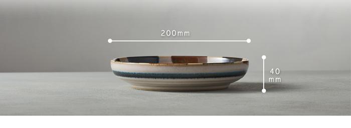 (複製)日本AWASAKA美濃燒|筆青釉繪飯碗組(5件式)