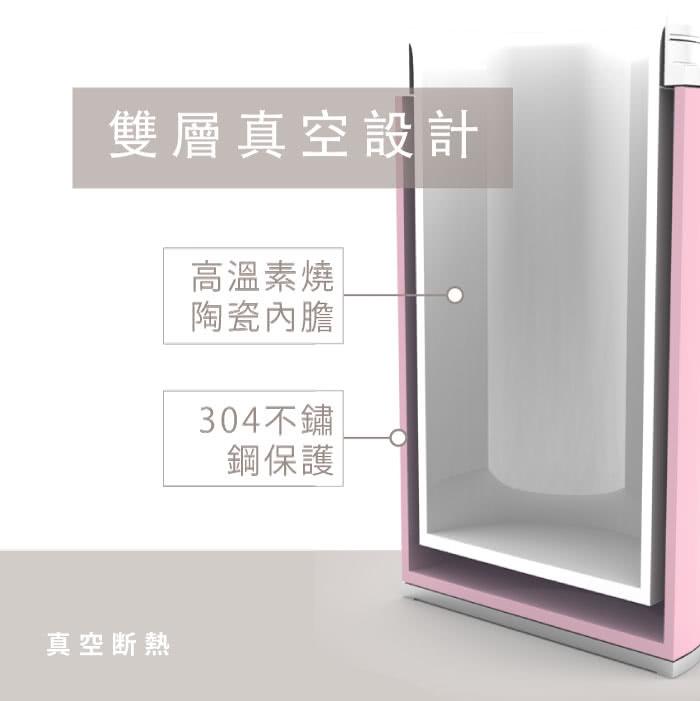 (複製)SWANZ|霧面火炬陶瓷保溫手提杯(4色)- 430ml-雙件優惠組(國際品牌/品質保證)