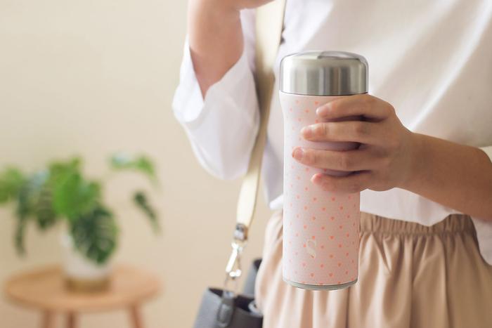 (複製)SWANZ|火炬陶瓷保溫杯(設計款)- 430ml - 灰鑽