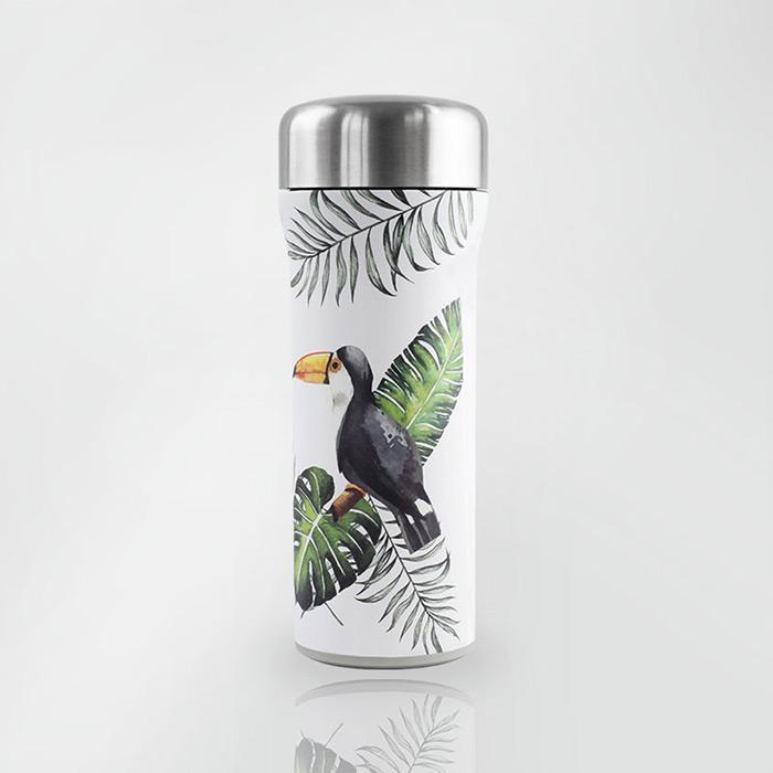 (複製)SWANZ|火炬陶瓷保溫杯(設計款)- 430ml - 碎星石紋