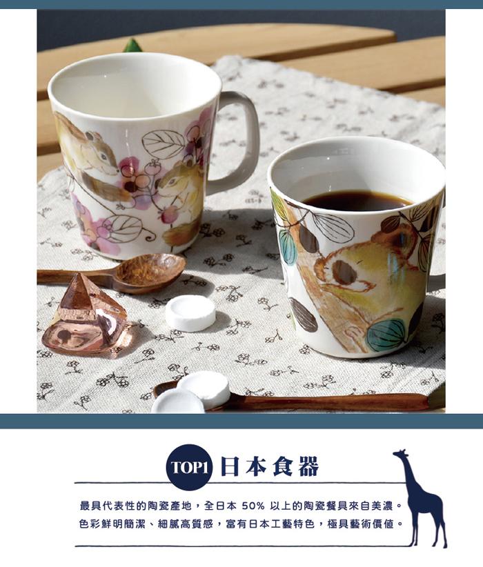 (複製)日本澤藍美濃燒|海之島系列馬克杯-悠悠藍鯨