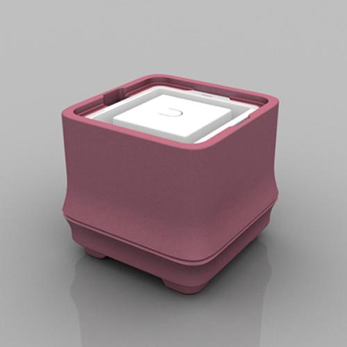 POLAR ICE  │ 極地冰盒二代新色-粉色(正方形冰)