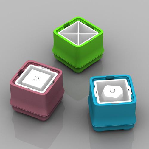 POLAR ICE │ 極地冰盒二代新色-三個超值組