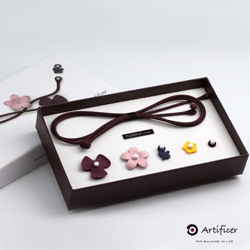 Artificer │FLORALS 創意飾品-紫色