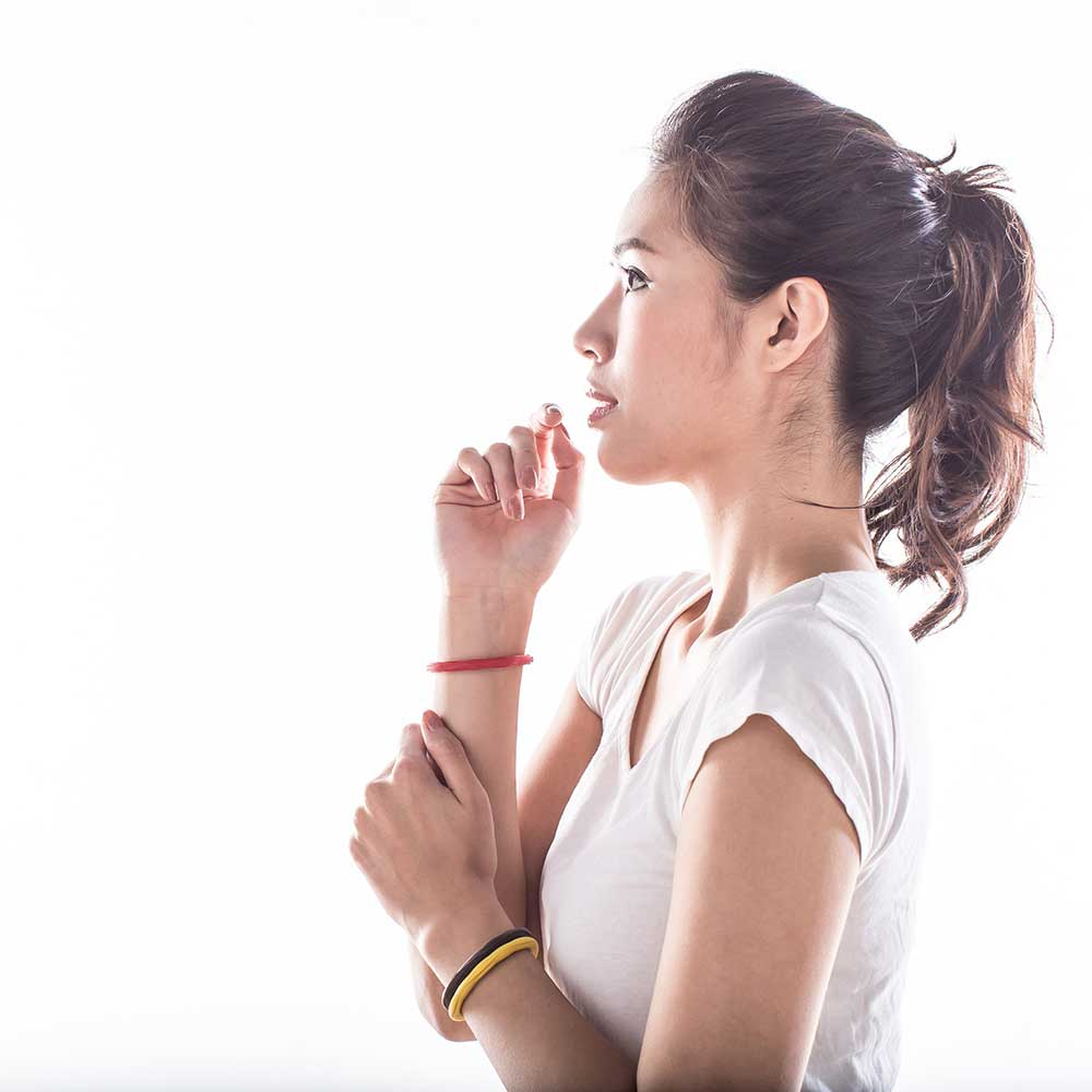 Artificer|Rhythm 健康運動手環 - 紅