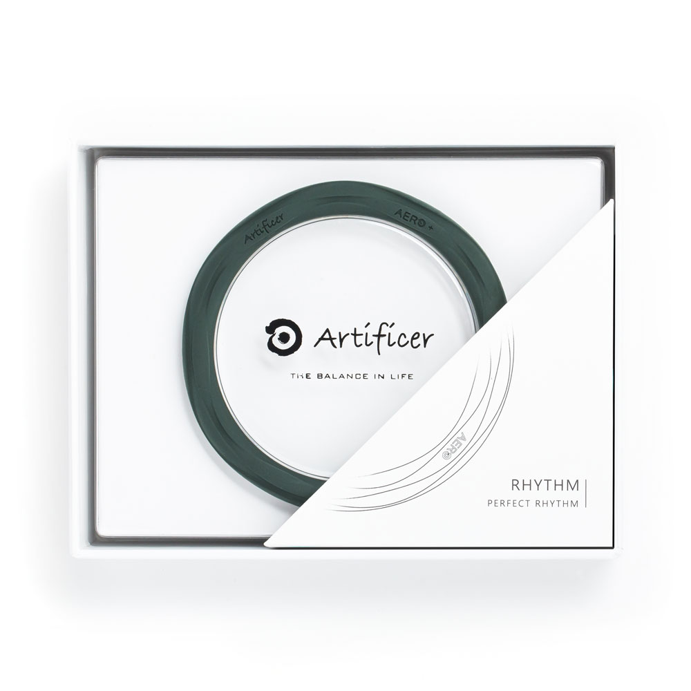 Artificer|Rhythm 健康運動手環 - 深綠