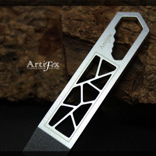 ArtiFex│冰裂紋 IV - 口袋工具 (精裝版)