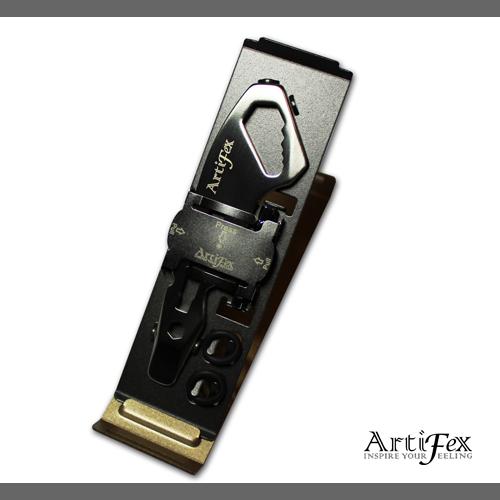ArtiFex│海馬 - 口袋物工具 (精裝版)