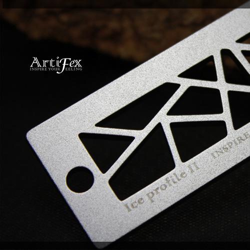 ArtiFex│冰裂紋 II - 口袋物工具 (簡易版)