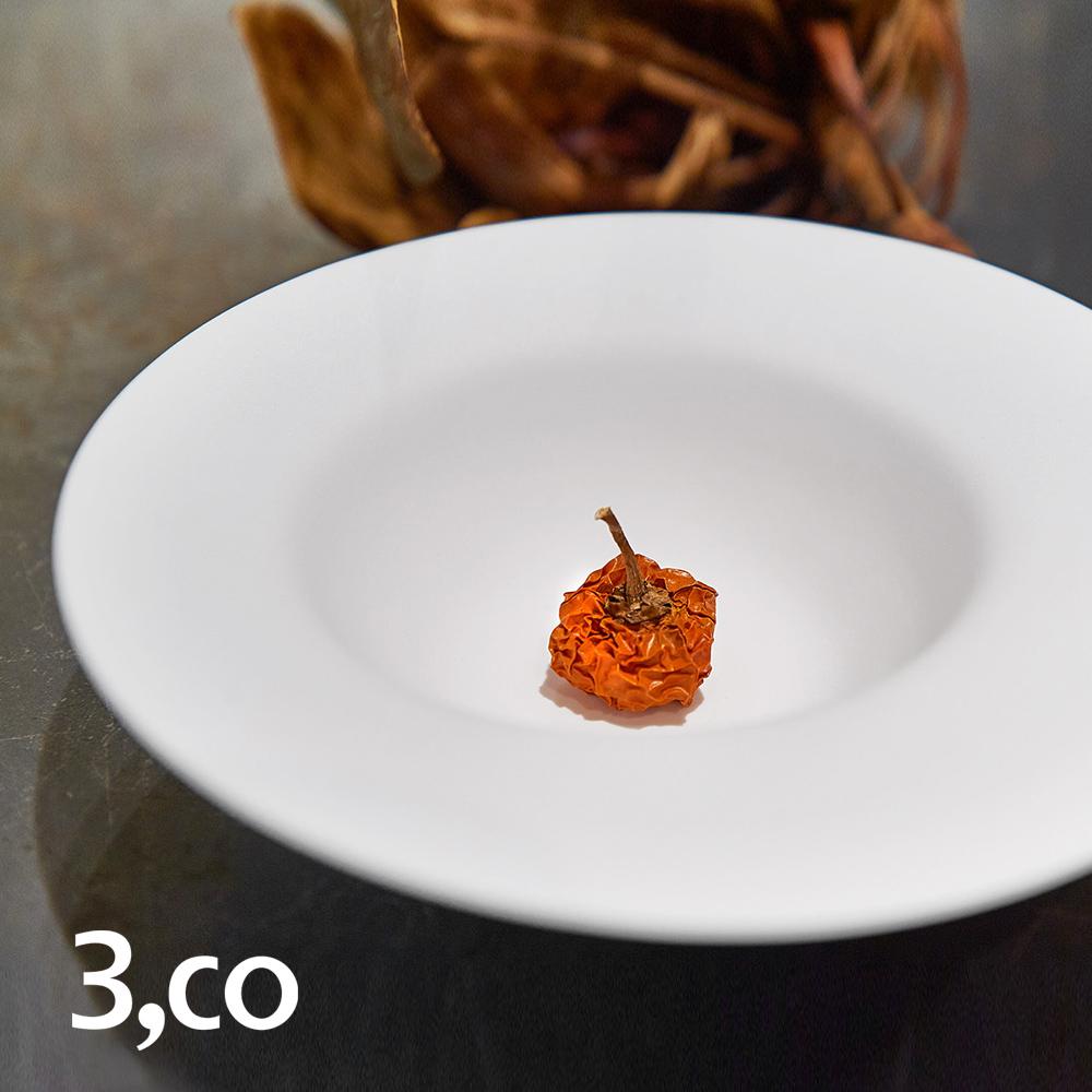 3,co│海洋湯碗(小) - 白