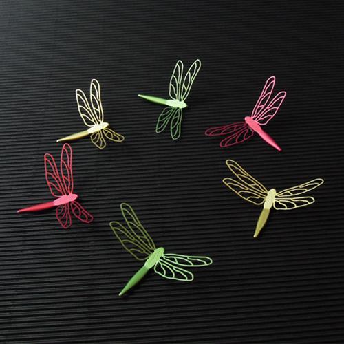 Desk+1|芒蜻蜓磁吸組 (6隻裝)
