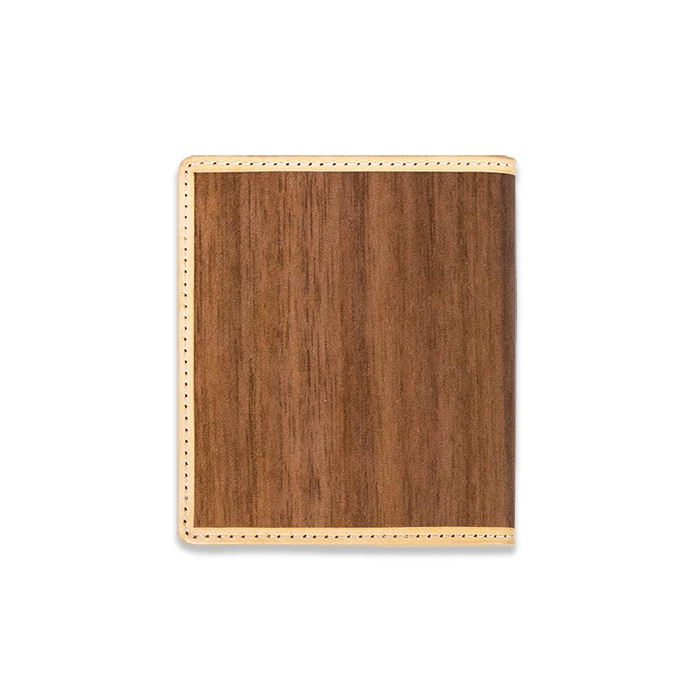 PARSEC|樹革胡桃短夾