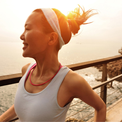 Artificer|Rhythm 健康運動項鍊 - 桃紅
