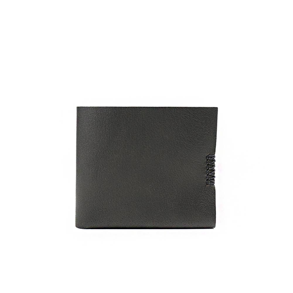 HANDOS|設計感水牛皮短夾