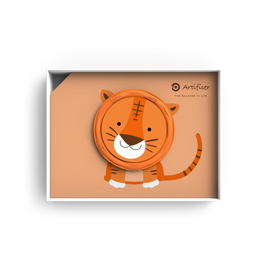 Artificer|Rhythm for Kids 手環 - 老虎 (橘)