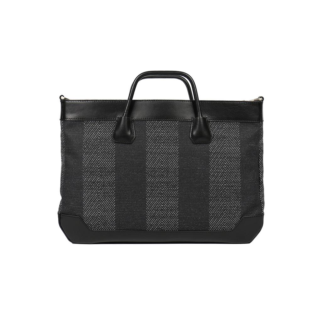 HANDOS|Lawyer 質感人字紋帆布公事包