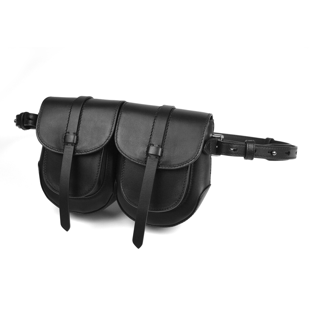 DTB Eraser 兩用圓弧肩背腰包