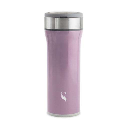SWANZ|火炬陶瓷保溫手提杯(2色) - 400ml - 雙件優惠組(國際品牌/品質保證)