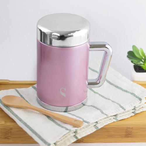 SWANZ|陶瓷保溫馬克杯(4色)- 420ml-雙件優惠組 (國際品牌/品質保證)