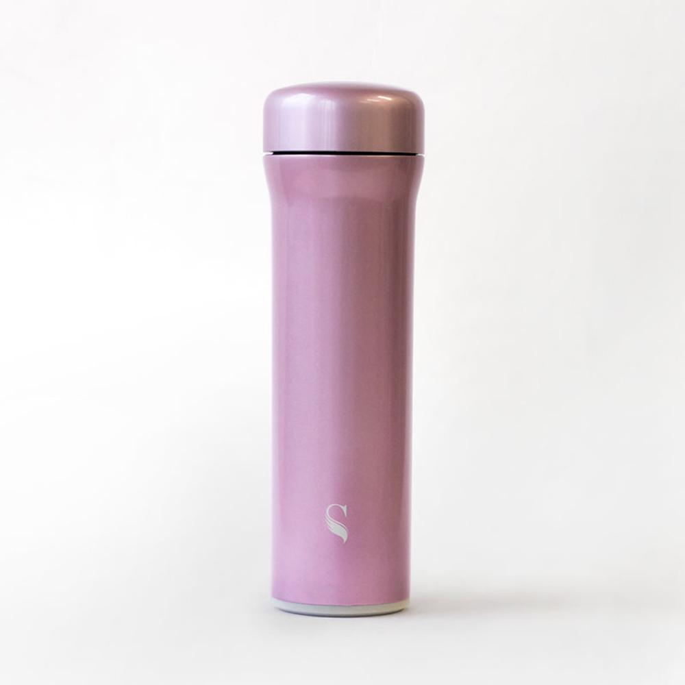 SWANZ|火炬陶瓷保溫杯(3色)- 500ml(國際品牌/品質保證) - 簡約紫