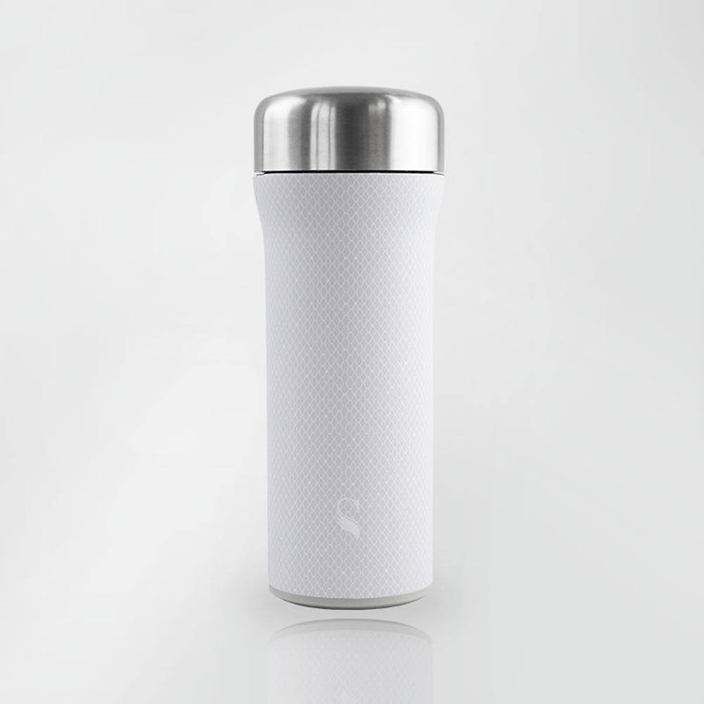 SWANZ|火炬陶瓷保溫杯(設計款)- 430ml - 灰鑽