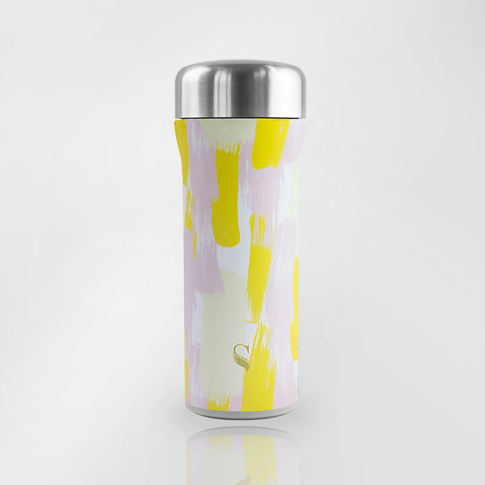 SWANZ|火炬陶瓷保溫杯(設計款)- 430ml - 逸趣橫生