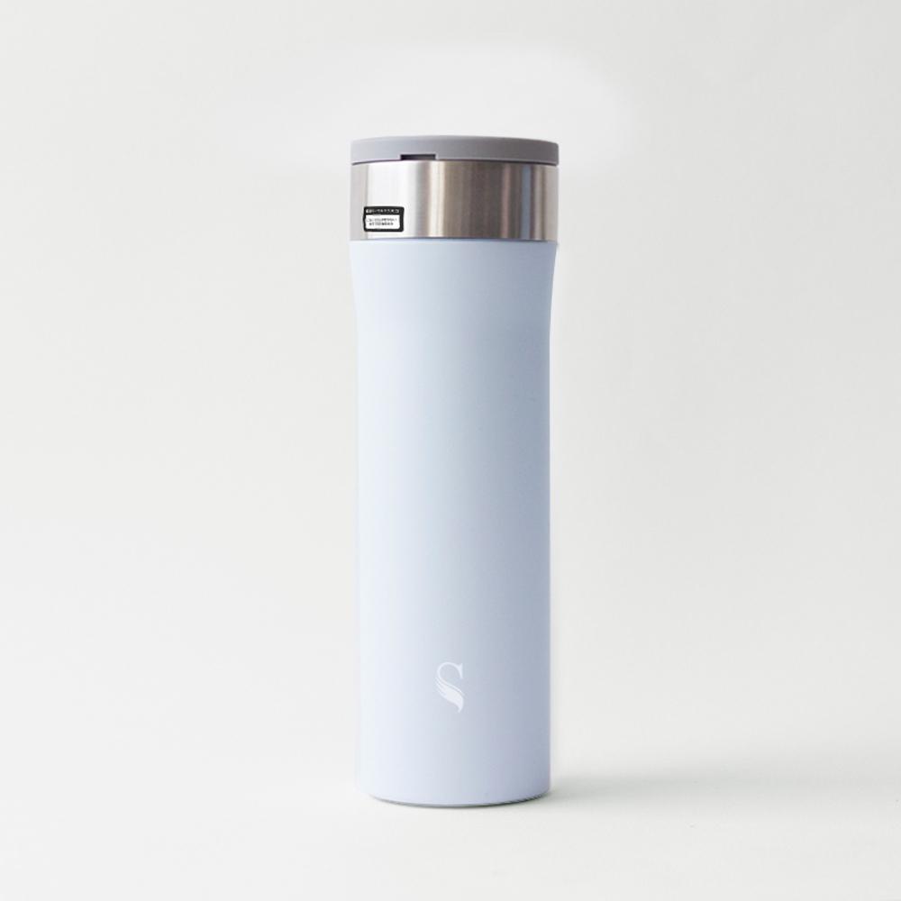 SWANZ|陶瓷保溫芯動杯 550ml (5色任選)