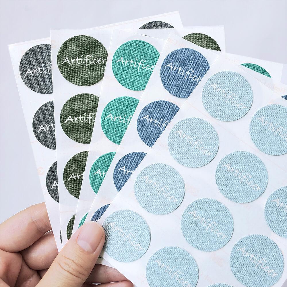 Artificer|平衡點 礦物貼布60枚入 - 海洋經典款