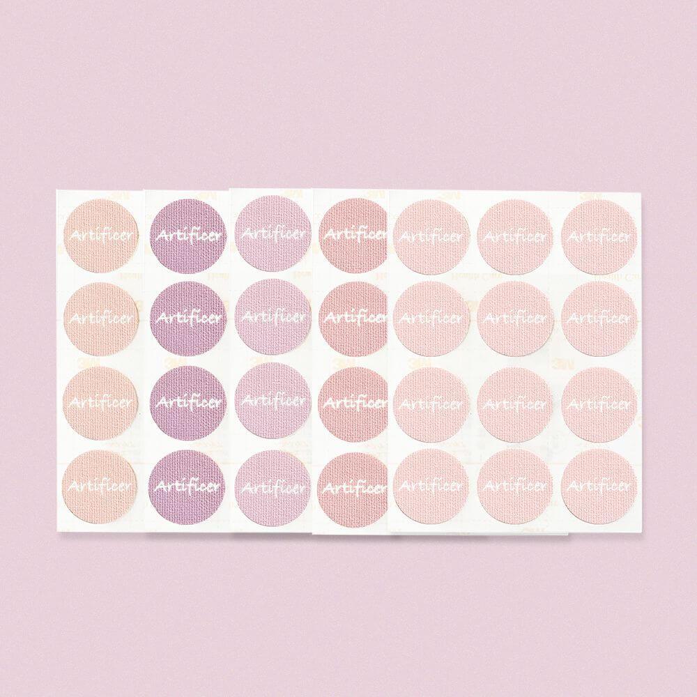 Artificer 平衡點 礦物貼布60枚入 - 胭粉經典款