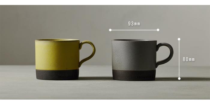 (複製)日本KOYO美濃燒|寬口茶杯 - 燻刷痕