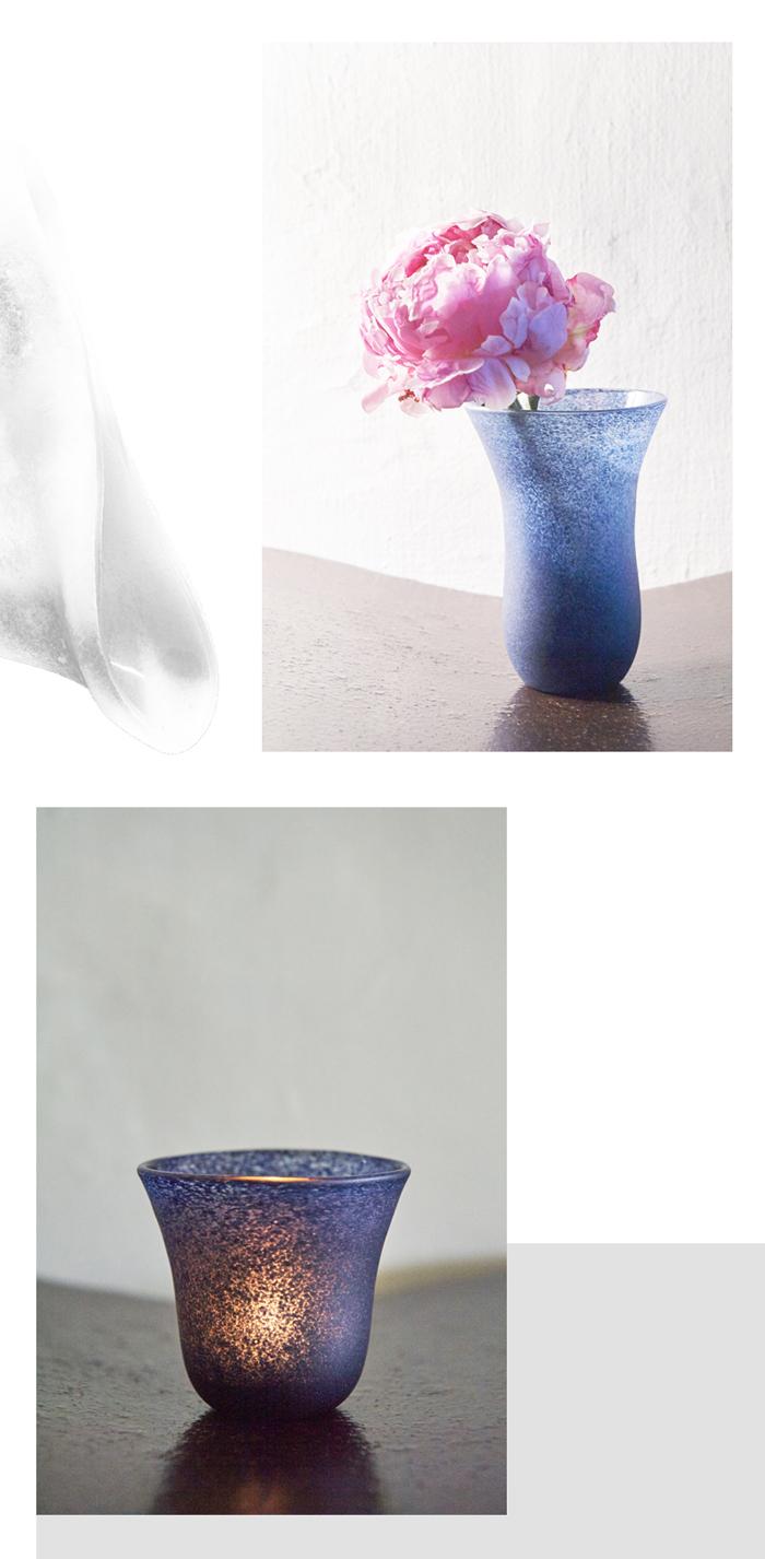 (複製)3,co|手工彩色玻璃杯(大) - 綠