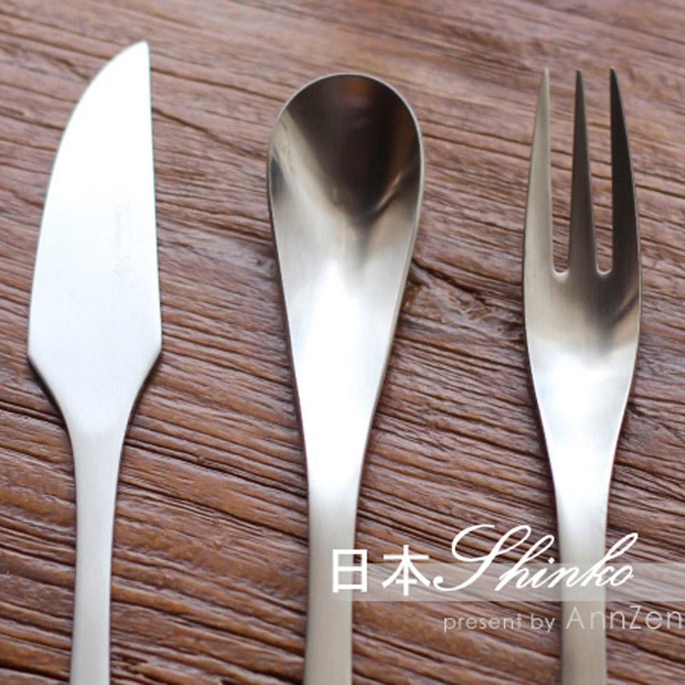 日本Shinko|日本製 愛丁堡系列-主餐刀