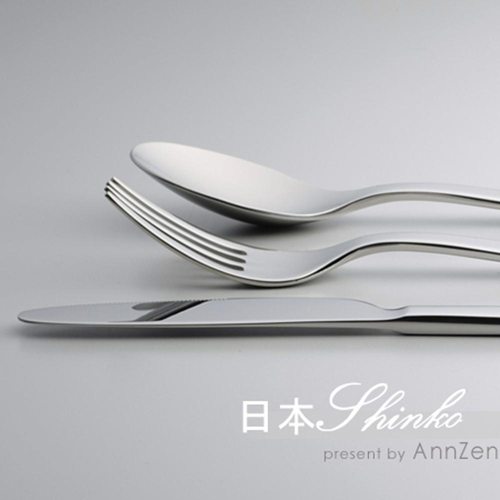 日本Shinko|日本製 設計師系列 和靜- 主餐刀