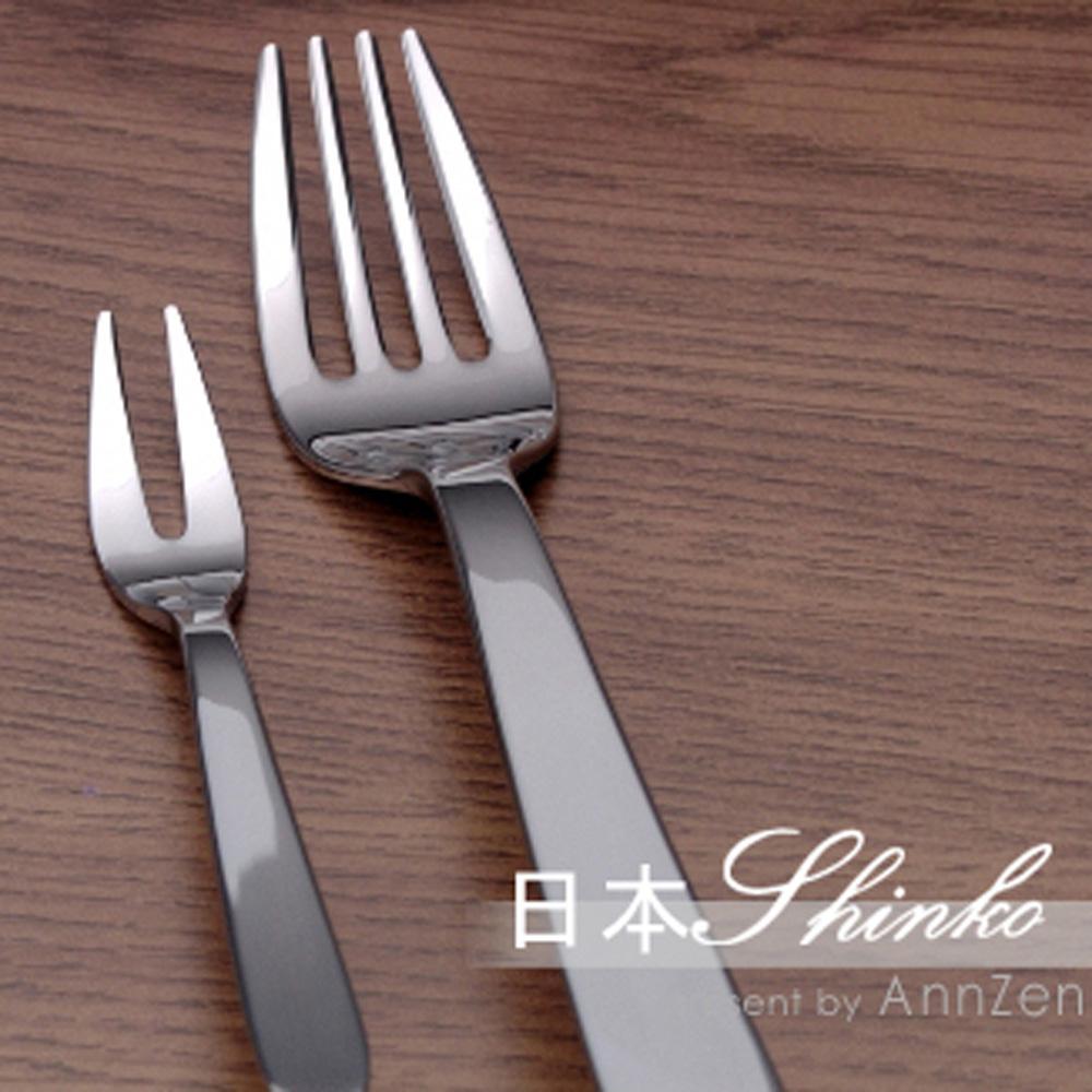 日本Shinko 日本製 設計師系列 和靜- 主餐叉