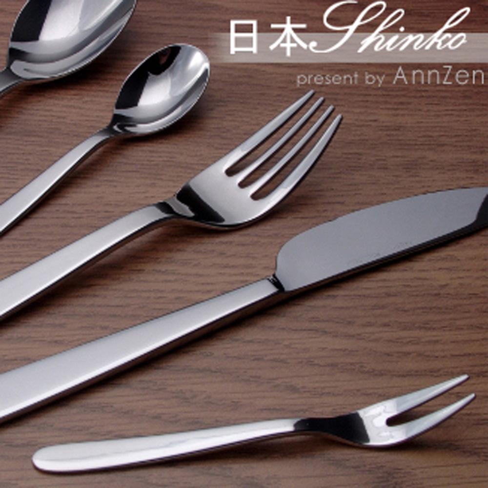 日本Shinko|日本製 設計師系列 和靜- 小茶匙