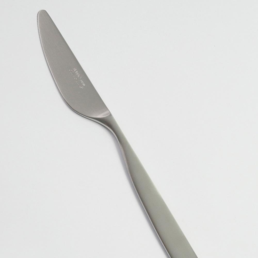 日本Shinko|日本製 設計師系列 素直-主餐刀