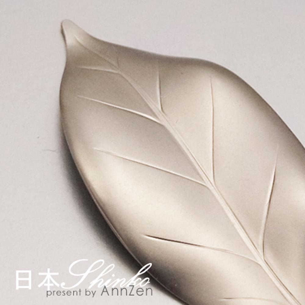 日本Shinko 日本製 設計師系列-作用-銀葉筷架