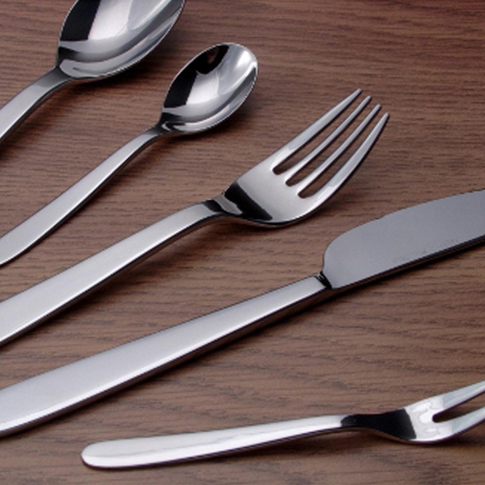 日本Shinko|設計師系列- 日本製 精緻叉匙餐具禮盒-和靜