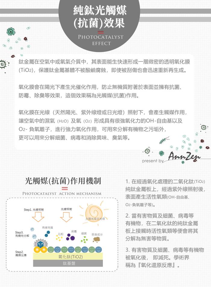 Ti-living 純鈦兒童-學習雙層組合碗 (大) 350ml (三色可選)