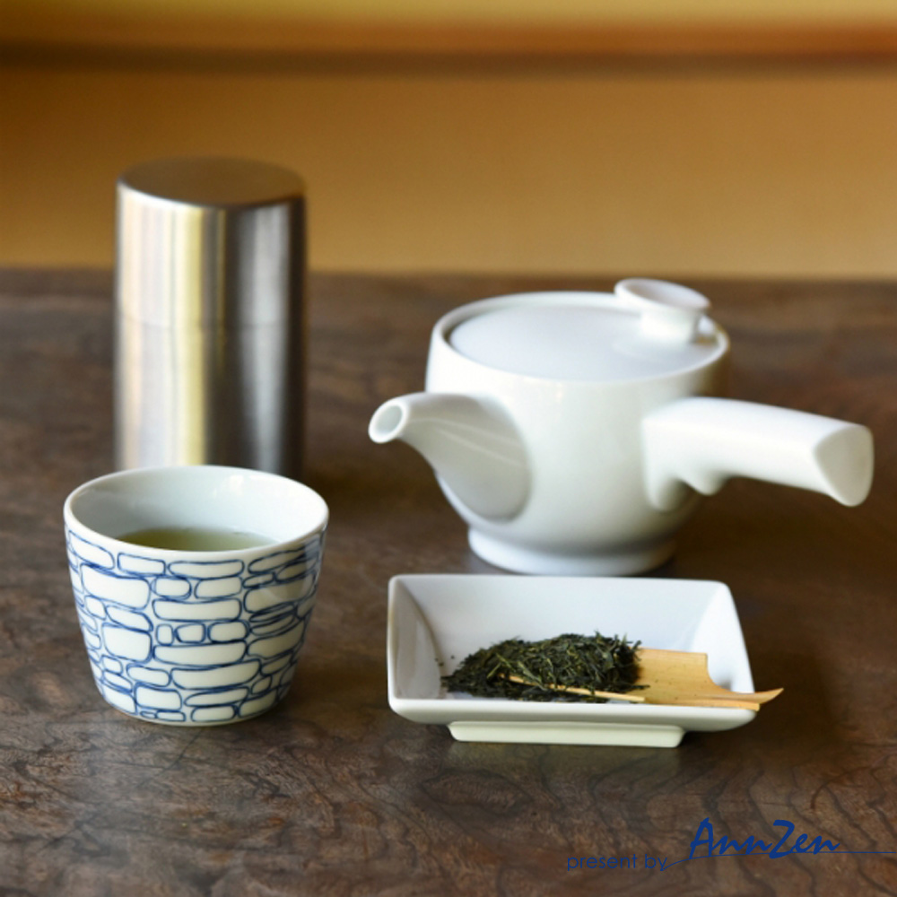 natural 69|日本波佐見燒 日式扁碗-繡紋