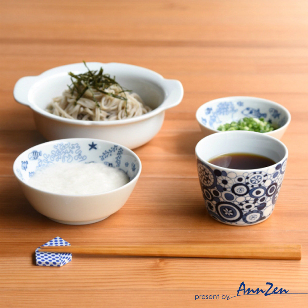 natural 69 日本波佐見燒 日式茶杯-大型生物