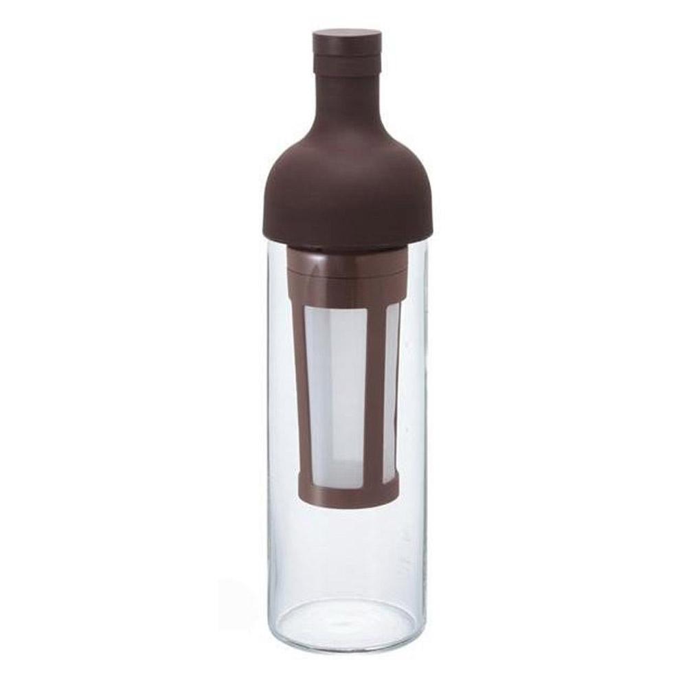 HARIO|酒瓶冷泡咖啡壺咖啡色650ml FIC-70-CBR