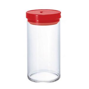 HARIO|咖啡保鮮罐L紅色 MCN-300R