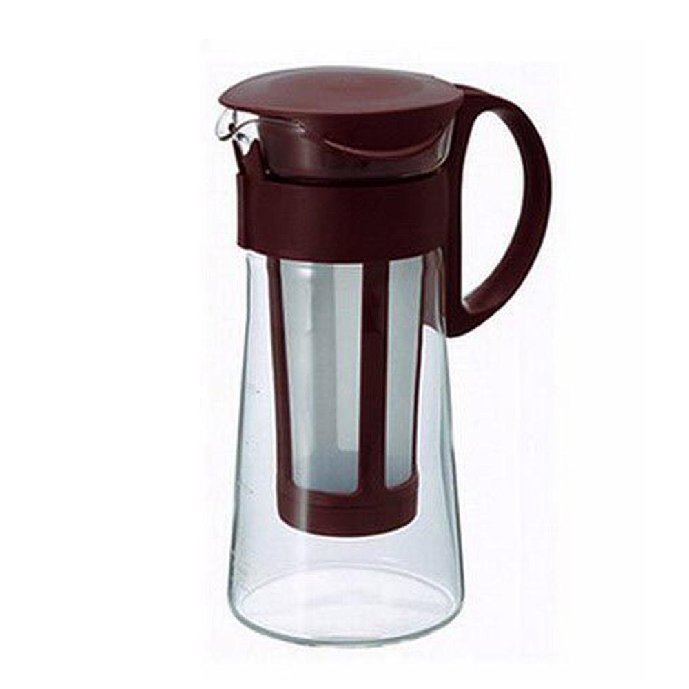 HARIO|迷你咖啡色冷泡咖啡壺600ml MCPN-7CBR